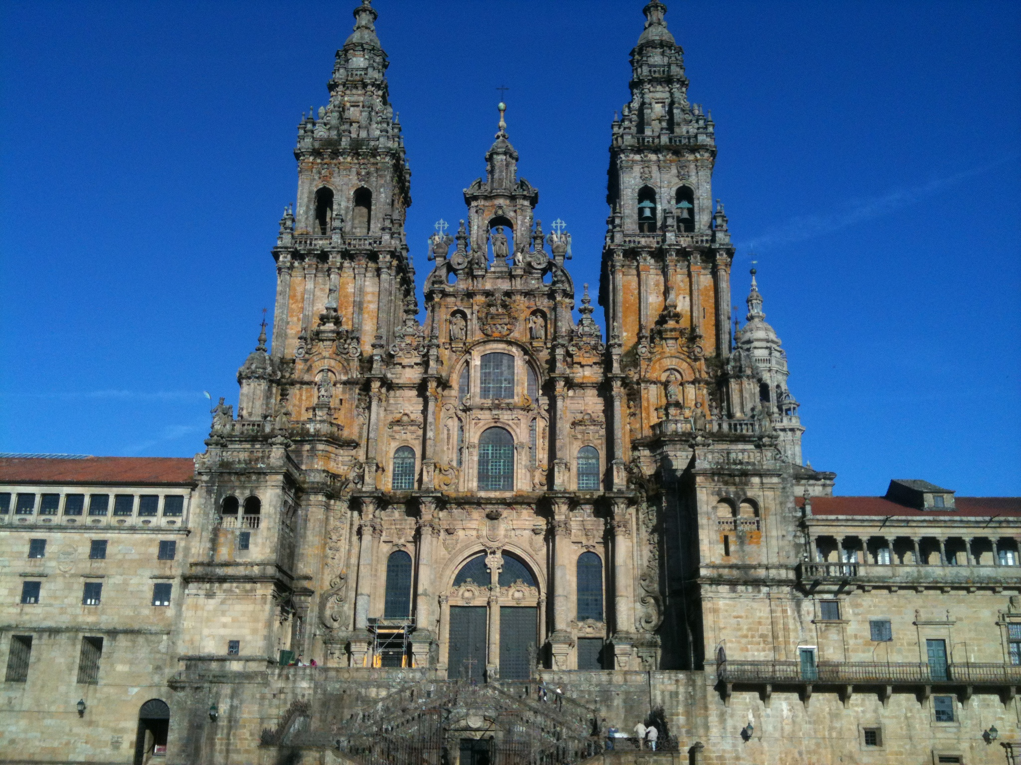 The Camino Frances From St Jean Pied De Port To Santiago Compostela 800km Of Memories