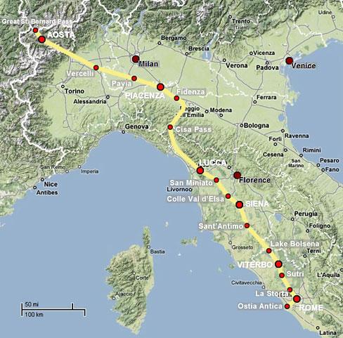 MAP_francigena(sm)